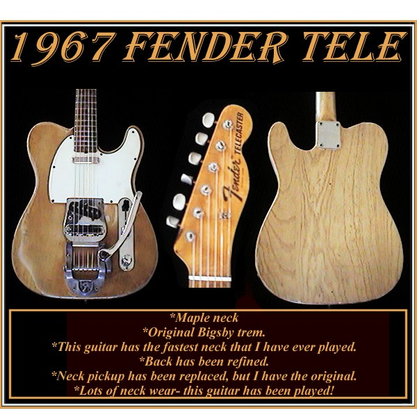 pic of Fender guitar