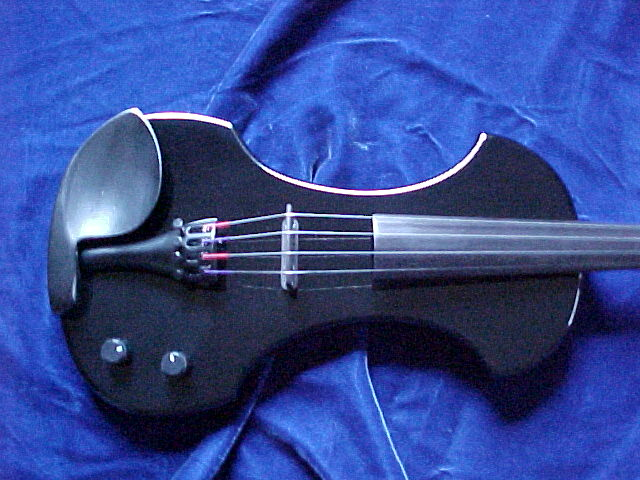 pic of Fender Electric violin