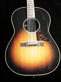 pic of Gibson LG1 Guitar