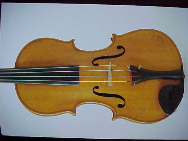 picture of hornsteiner violins