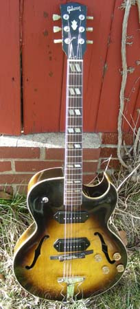 pic of Gibson ES175