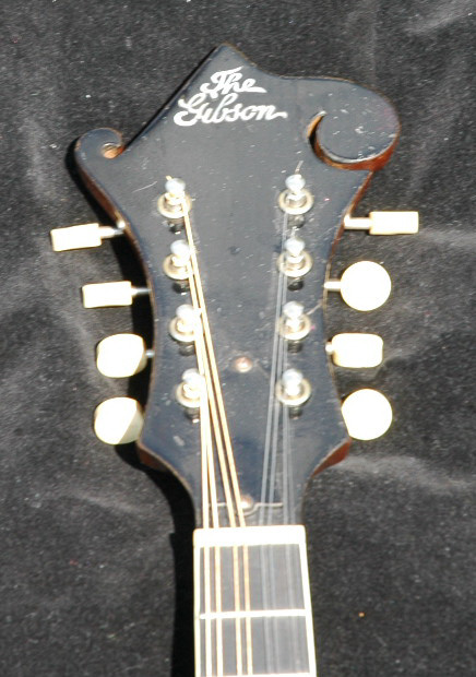 pic of Gibson F2 Mandolin